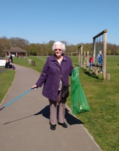 Litter Picking for all ages!